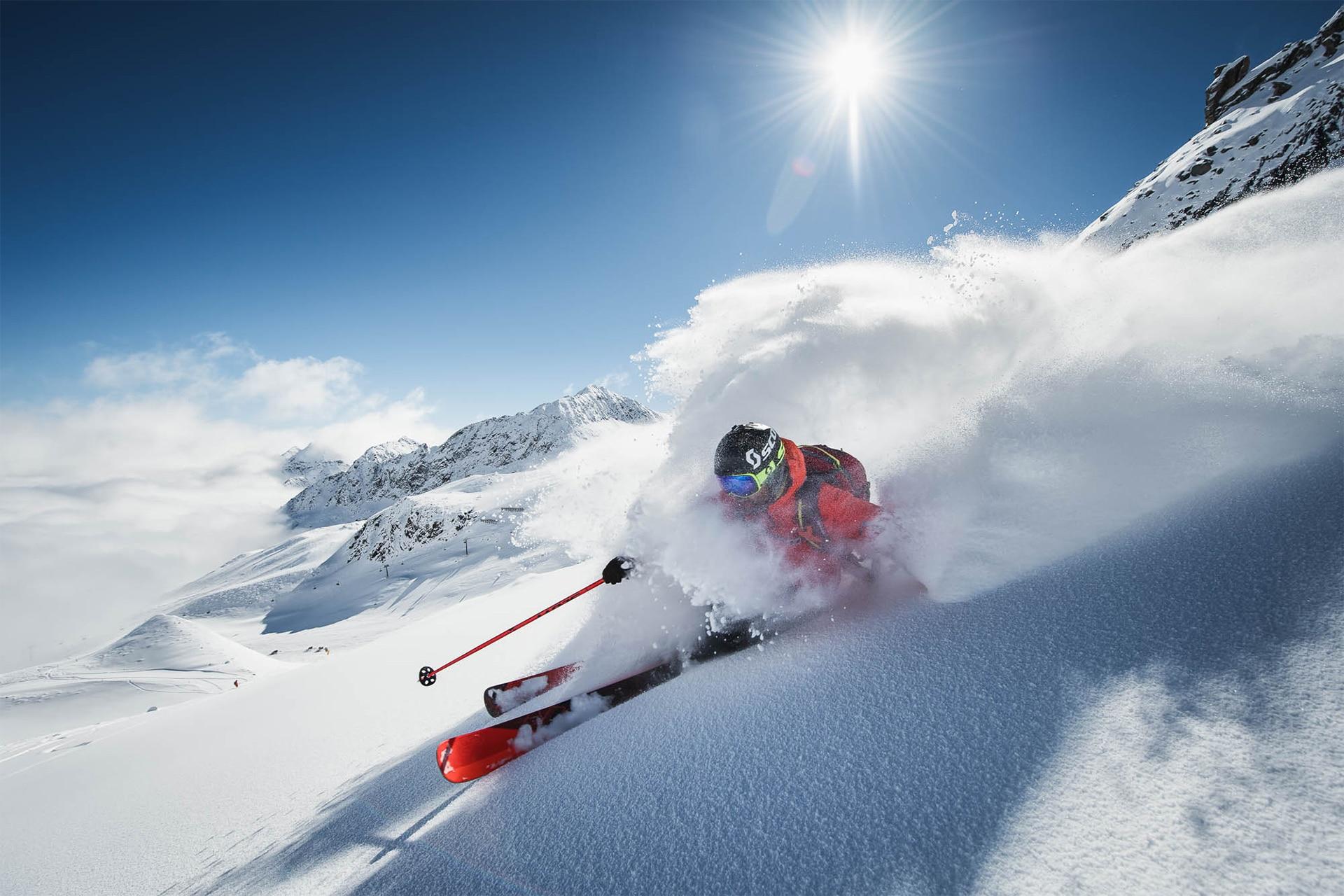Alpen Plus Gletscher Card