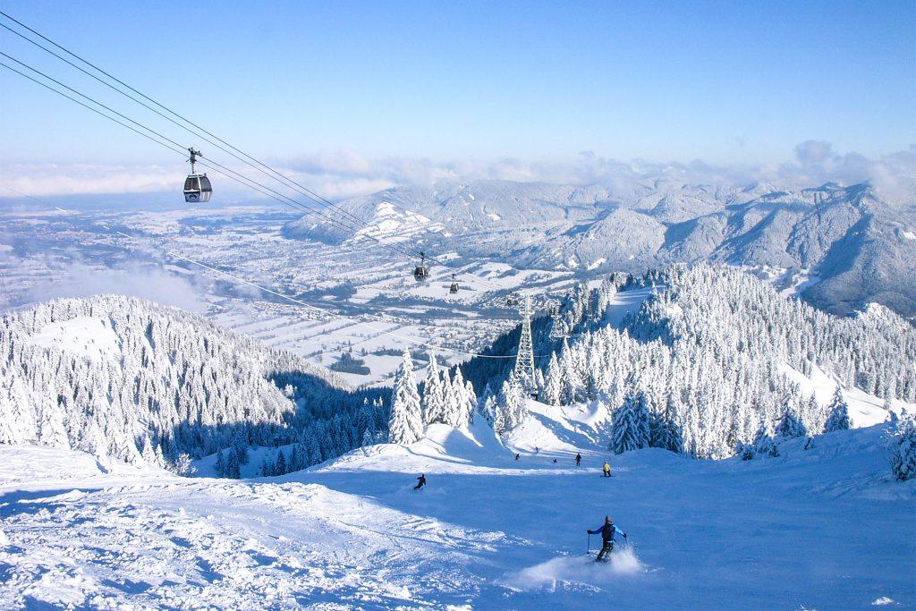 Skigebiet Brauneck