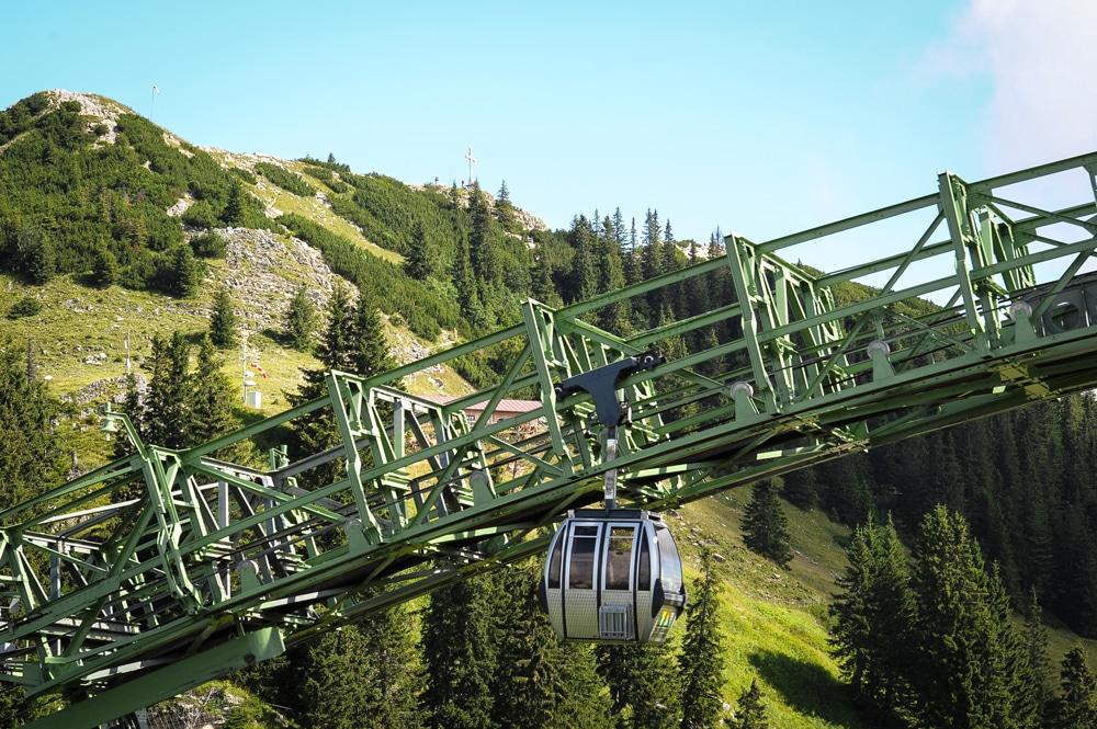 Wallbergbahn - Sommer am Wallberg