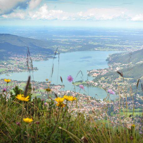 Der Wallberg - Bayerns Sonnenberg am Tegernsee