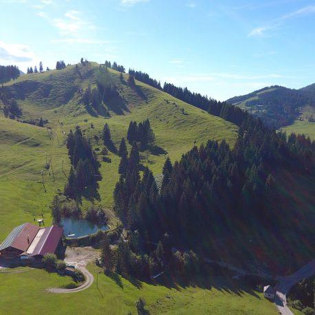 Bergsommer am Sudelfeld