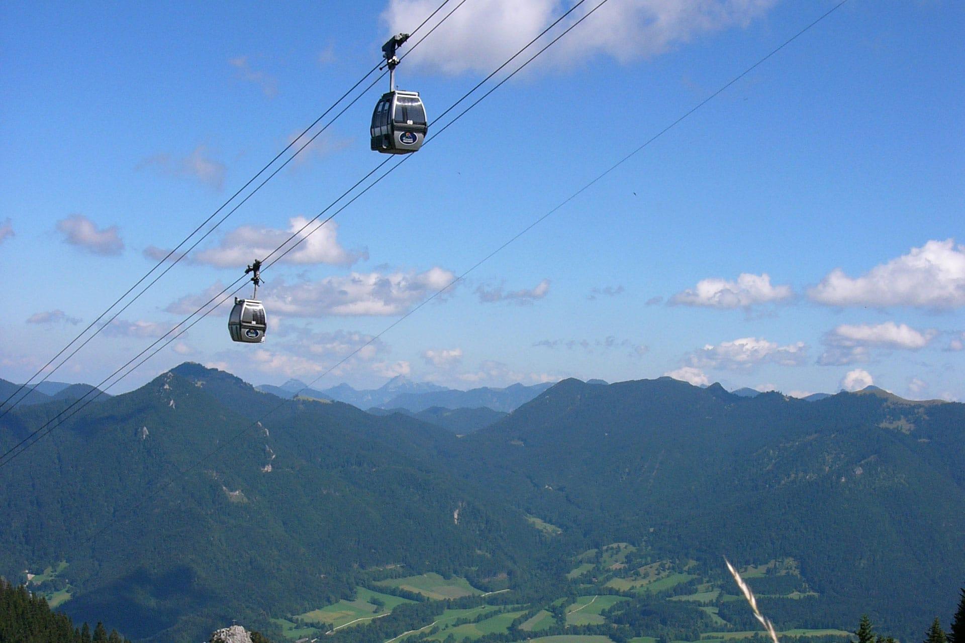 Brauneck-Bergbahn