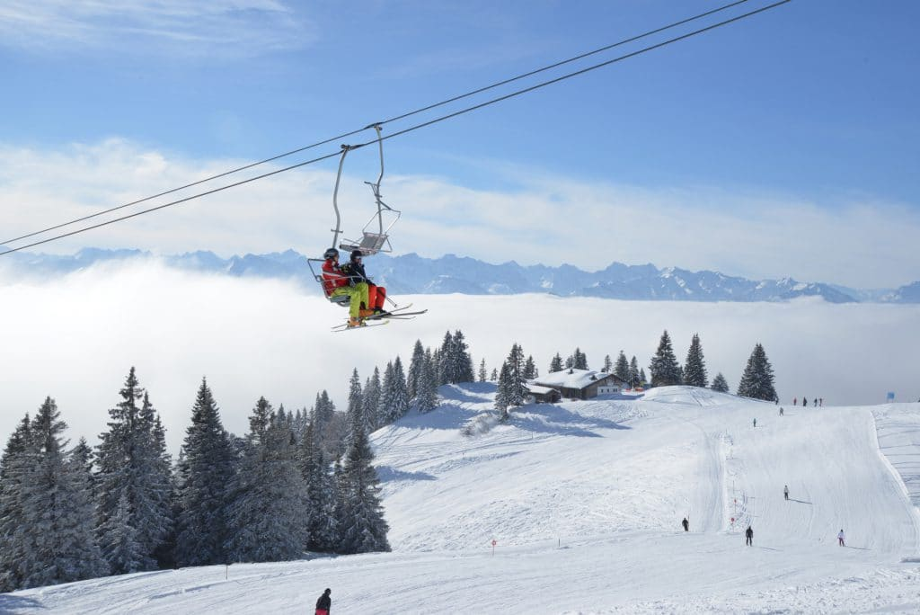 Skiregion Brauneck-Wegscheid