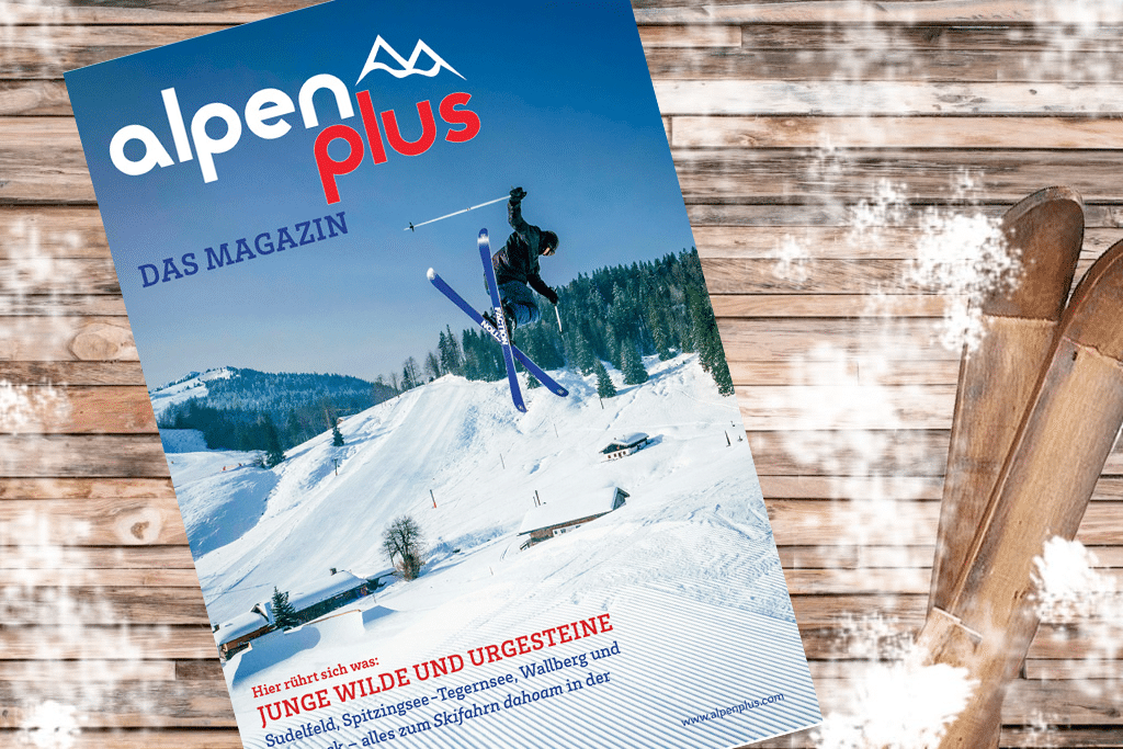 Alpen Plus Magazin 2018/19