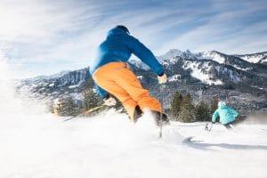 Skigebiet Spitzingsee-Tegernsee
