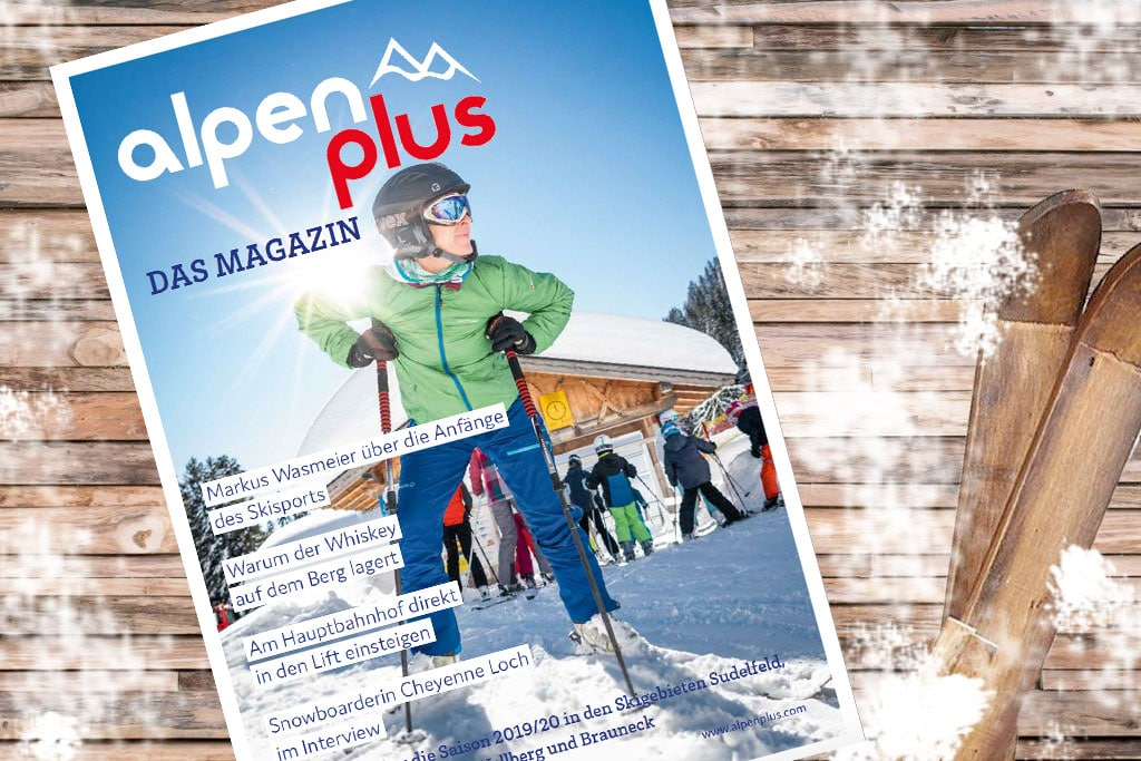 Alpen Plus Magazin 2019-20